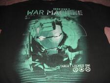 Iron Man Two War Machine   Adult X Large  T-Shirt
