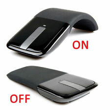 2.4GHz Arc Touch Wireless Optical Mouse Mice With USB Receiver For PC Laptop