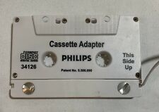 Philips Cassette Adapter Audio Jack Mp3 iPhone Android