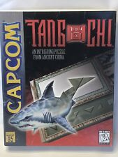 Complete Tang Chi Windows PC OS Capcom Puzzle Retail Box Game (1996).