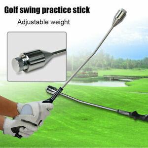 Golf Training Hilfe Golfschwung Swing Trainer Übungsschläger für Rechtshänder
