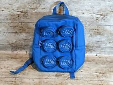 Lego Brick Rucksack Blue from Legoland, Kids Backpack