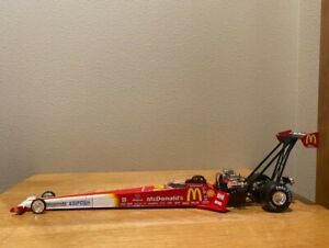 Cory McClenathan 1998 McDonalds Top Fuel Dragster by Action 1/24 scale, LE used