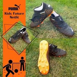 NEW! Kids Football Boots Puma Future Netfit - Various sizes
