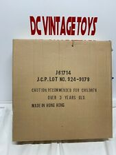 1976 MEGO Muhammad Ali Boxing Ring J.C.Penny Mailer. Holy Grail 100% UNUSED