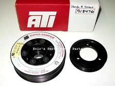 ATI 918476 Crank Damper Pulley for Honda B16 B17 B18 B20 Street Civic Serpentine