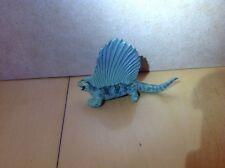 "1988 3"" Safari LTD Dimetrodon Dinosaur Toy Figure Vintage"