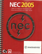 2005 NEC National Electrical Code SPIRAL Bound ~ LIKE NEW