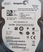 ST9640320AS 9RN134-030 FW:0001DEM1 640gb Sata Laptop Drive