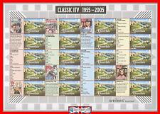 2005 SG. LS26 Classic ITV Smilers Sheet
