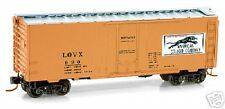 NIB N MTL #02100190 40' PD Boxcar Amer. Colloid Co #990
