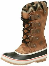 SOREL WOMEN'S JOAN OF ARCTIC KNIT II BOOT, SIZE 7, ELK