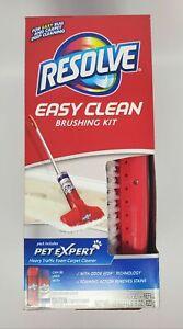 Resolve Pet Expert Easy Clean Carpet Cleaner Gadget + Foam Spray Refill