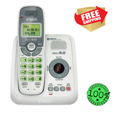 Cordless Home Phone with Answering Machine Handset Landline Digital Caller ID