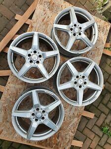 Genuine Mercedes-Benz CLS W218 R19 Alloys Wheels Set A2184011702
