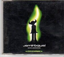 (EY164) Jamiroquai, Deeper Underground - 1997 CD