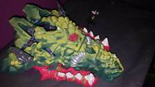 **** 90s vintage Mighty Max Dragon island large playset ****