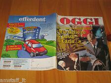 OGGI 1997/37=LADY DIANA=CLAUDIA TRIESTE=GIGLIOLA CINQUETTI=MARIA CALLAS IL MITO=