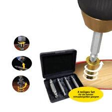 Schraubenentferner Schraubenausdreher Schrauben einfach entfernen 4 Stück