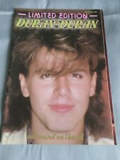 DURAN DURAN LIMITED EDITION UK MAG POP BAND 1980'S - #13