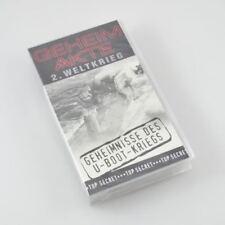 VHS: Geheimakte 2. Weltkrieg: Geheimnisse des U-Boot-Kriegs (Time Life Video)