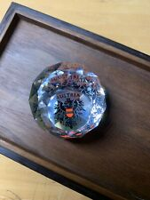 Swarovski Crystal Austria Colors Paperweight