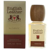 English Leather Cologne by Dana 3.4 oz/100 ml