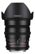 Rokinon 24mm T1.5 Full Frame Wide Angle Lens (Sony E)