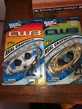 (2) Tech Deck Wakeboards RARE