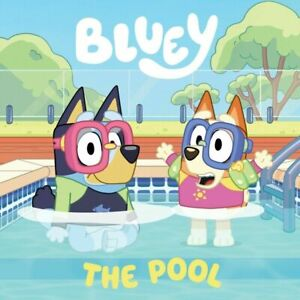 BLUEY: THE POOL Brand New ON HAND In Australia!