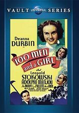 100 Men And A Girl (1937) (Deanna Durbin) - Region Free DVD - Sealed