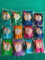 McDonalds 1999 Ty Teenie Beanie Babies COMPLETE SET OF 12, New Sealed!