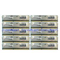 Hynix 256GB 32x 8GB  DDR3 1333MHZ PC3-10600 ECC REG Memory RAM Fr Dell R810 R910