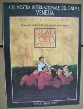 Robin Williams Dead Poets Society 1989 Ad- Venezia