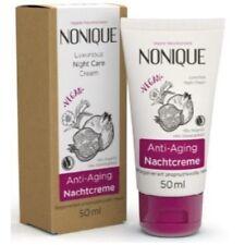 """NONIQUE VEGAN BIO Anti-Aging Nachtcreme """"Luxurious Night Care Cream"""" 50ml"""
