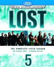 LOST stagione 5 QUINTA SERIE TV BLU-RAY