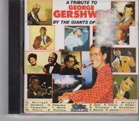 (GA463) A Tribute to George Gershwin - 1996 CD