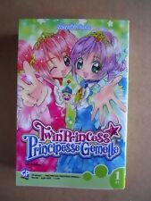 TWIN PRINCESS Principesse Gemelle Vol.2 di 2 Edizione GP Manga   [G371A]