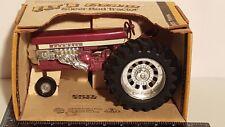 Ertl McCormick Farmall Super Rod 1/16 diecast metal pulling tractor replica
