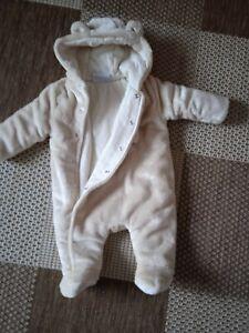 Baby Overall Wagenanzug .Gr.50,56 Neuwertig