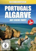 Portugals Algarve auf eigene Faust, Doppel-DVD, Neu, ©2010 aktualisiert 2018