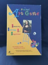 The Prestel Art Game Board Game Made In Germany Ages 12 +