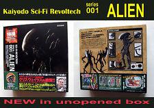 KAIYODO SCI-FI REVOLTECH Series 001 ALIEN BIG CHAP XENOMORPH (film 1979) FIGURE