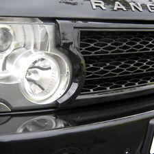 Griglia Nera Sovralimentato Conversione Kit Per Range Rover L322 03-05 Griglia Vogue