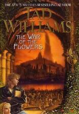 WAR OF THE FLOWERS, THE - Tad Williams (Hardcover, 2003, Free Postage)