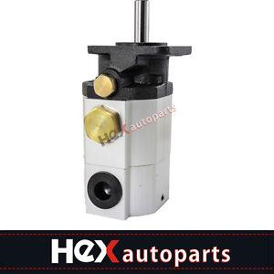 16GPM Hydraulic Log Splitter Pump, 2 Stage Hi Lo Gear Pump, Logsplitter, NEW