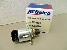 ACDelco 217-1806  Genuine GM 89053319  Idle Air Control Valve  Idle Speed Motor