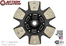 "ACTION STAGE 3 6-PUCK RACE 10.5"" CLUTCH DISC PLATE FORD MUSTANG COBRA SVT 4.6L"