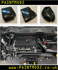 Ford Fiesta ST MK8 and 1.0 Ecoboost Petrol Engine Bay Dress up kit Carbon Effect