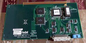 FADAL  PCB-0304 REV A4 : PCB: EPROM VIDEO-VGA;32MP AND MP;1420-6